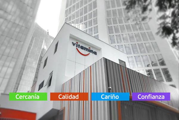 Vitamina Centros Educativos.